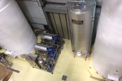 filtration bourbes