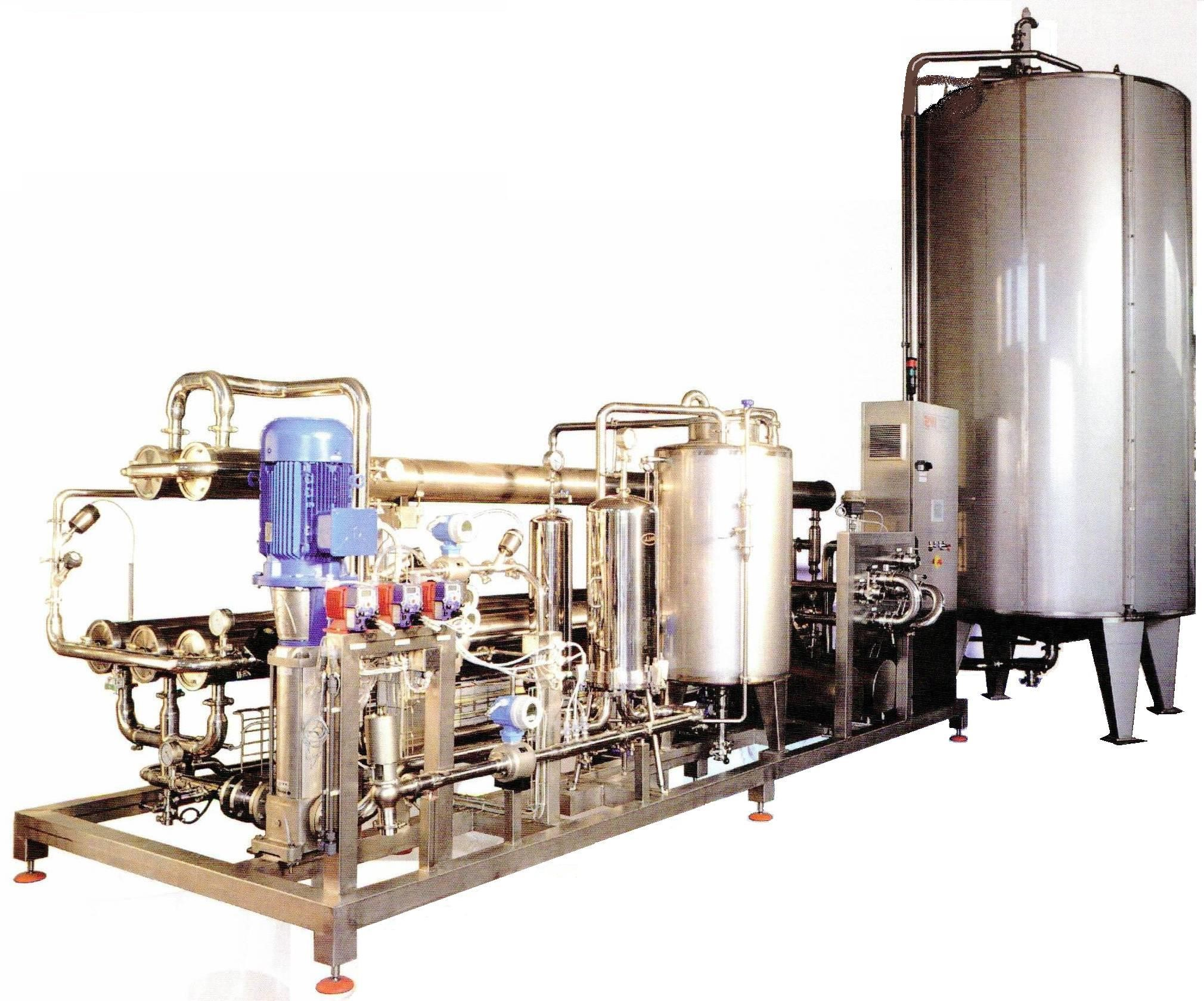 Système de purification d'eau