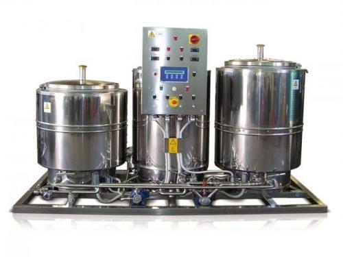 Brasserie électrique en acier INOX