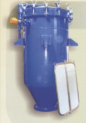 Filtre vertical
