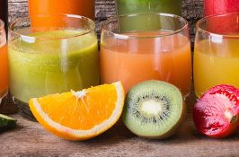 Jus de fruits
